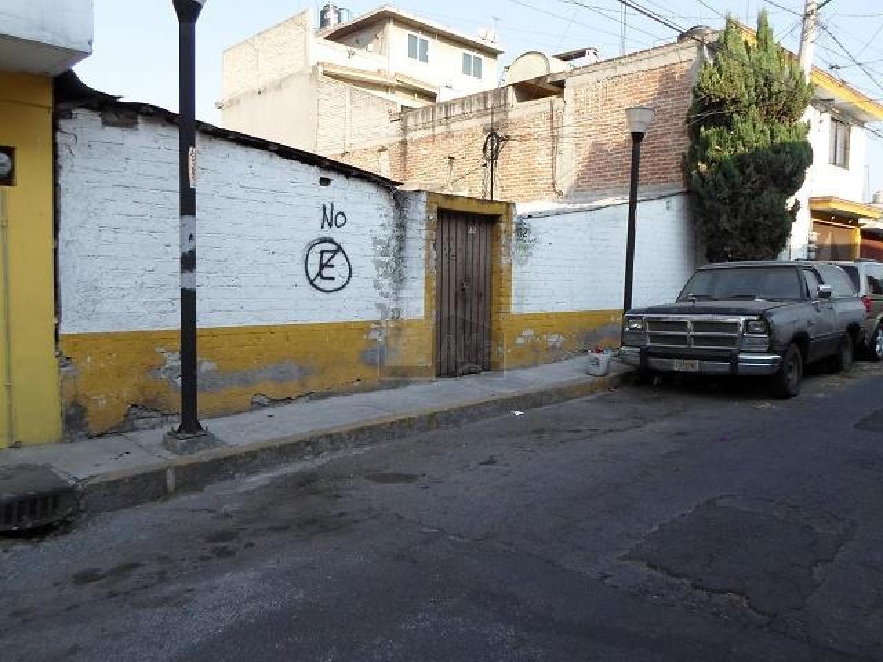 Terreno en Venta en Santiago Sur, Iztacalco