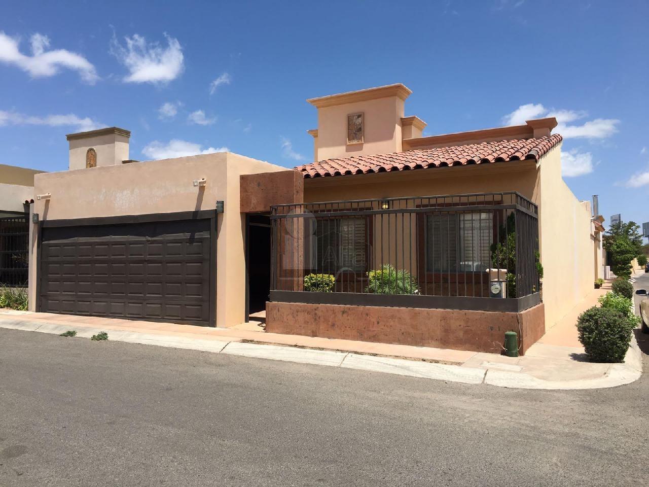 Casa en renta el conquistador hermosillo 3 habitaciones for Casas en renta hermosillo