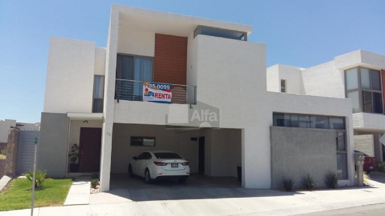 Casa en renta encordadas del valle chihuahua 4 for Casas en renta chihuahua