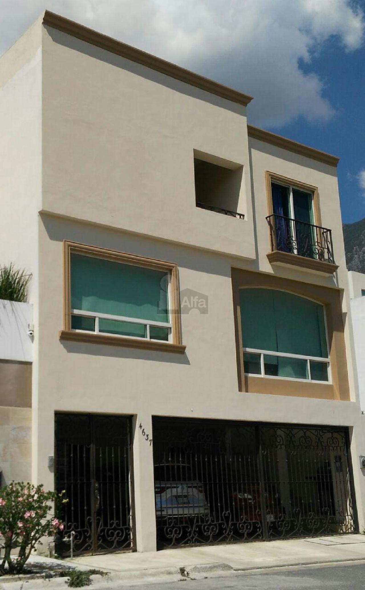 Casa En Renta Brisas La Punta Monterrey 3 Habitaciones