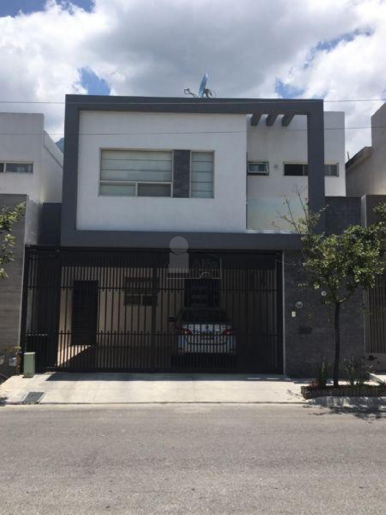 Casa En Renta Cumbres Elite Sector La Hacienda Monterrey