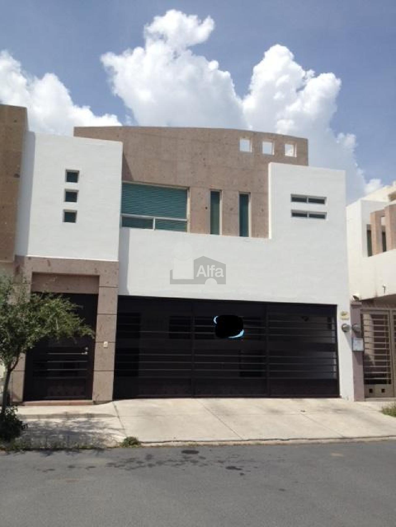Casa En Renta Cumbres Santa Clara Monterrey 4