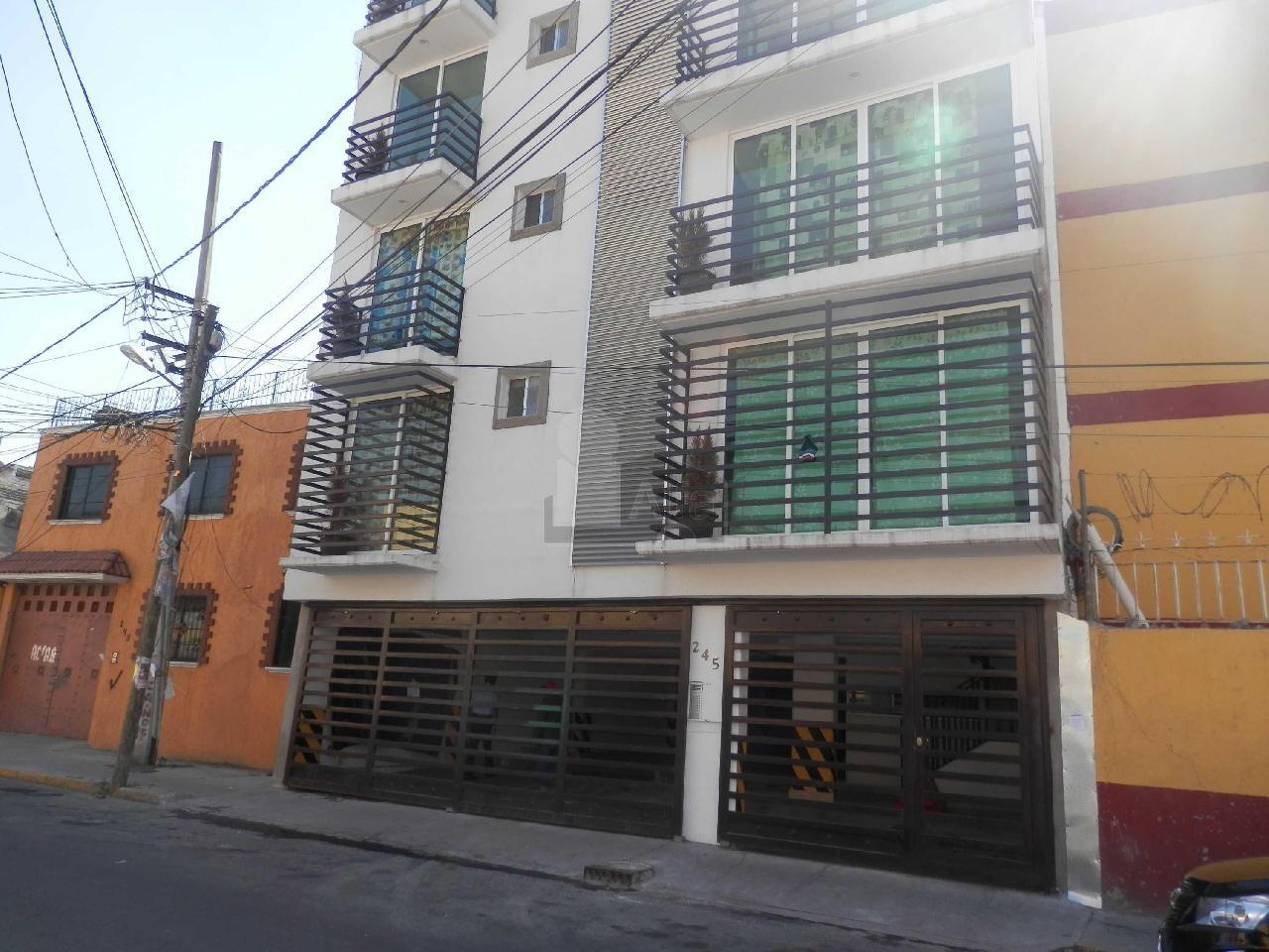 Departamento en Renta en Fraccionamiento Coyuya, Iztacalco